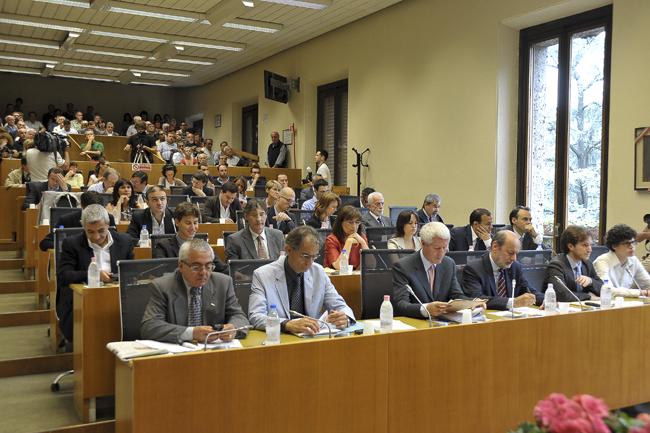 Consiglio comunale Monza