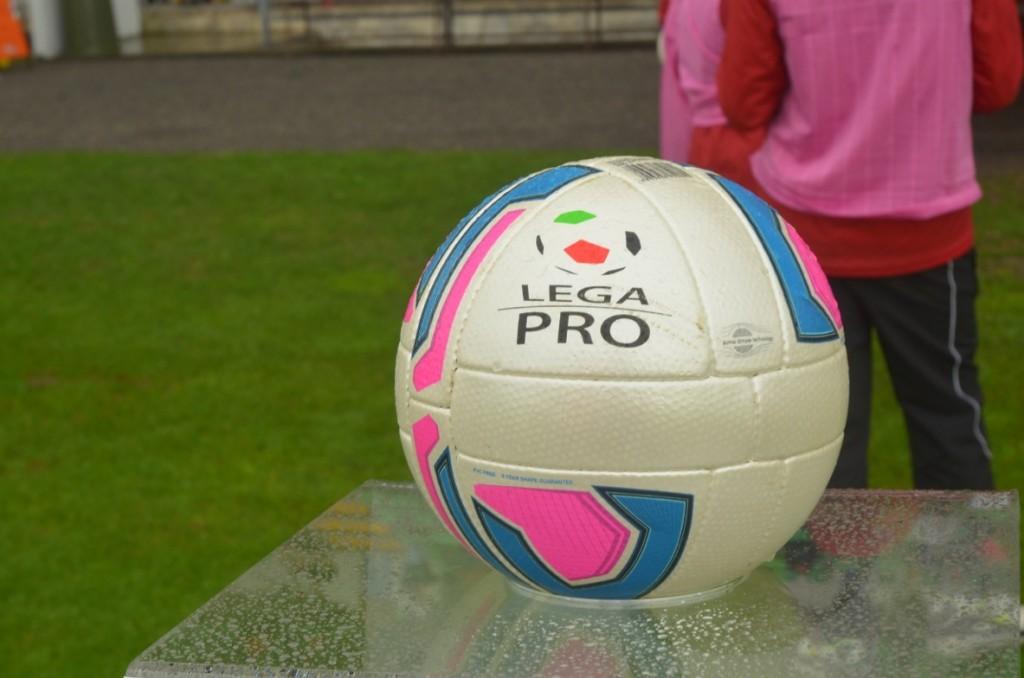pallone-lega pro-seconda divisione