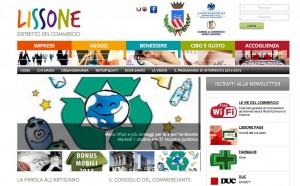 Lissone sito internet Duc