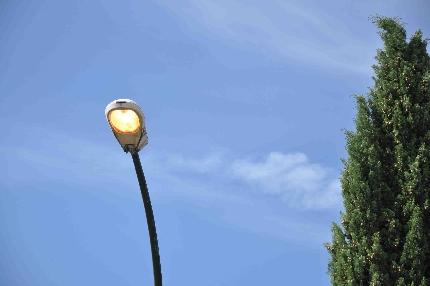 monza lampione