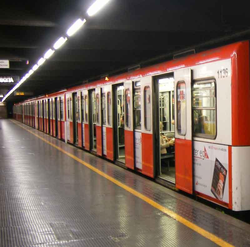 metropolitana monza
