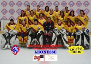 Svizzera, Lega nazionale B: LeonesseTeam Lugano