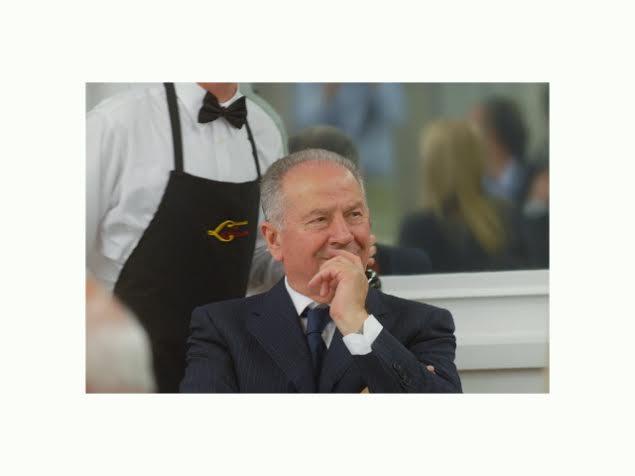 Giancarlo Sangalli, 81 anni, imprenditore di Monza coinvolto in Clean City