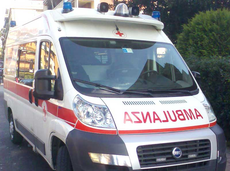 incidente mortale a monza ambulanza