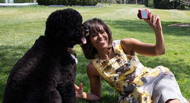 michelle-obama-selfie