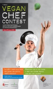 vegan chef contest 2