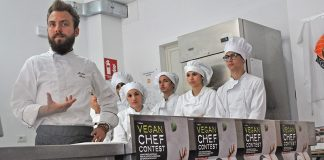vegan chef contest beria 1