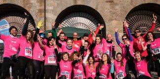 women in run monza 1