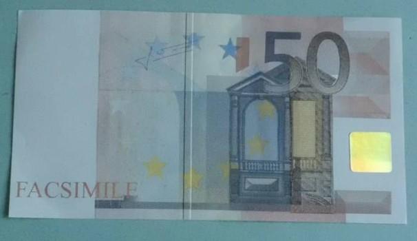 soldi falsi vimercate