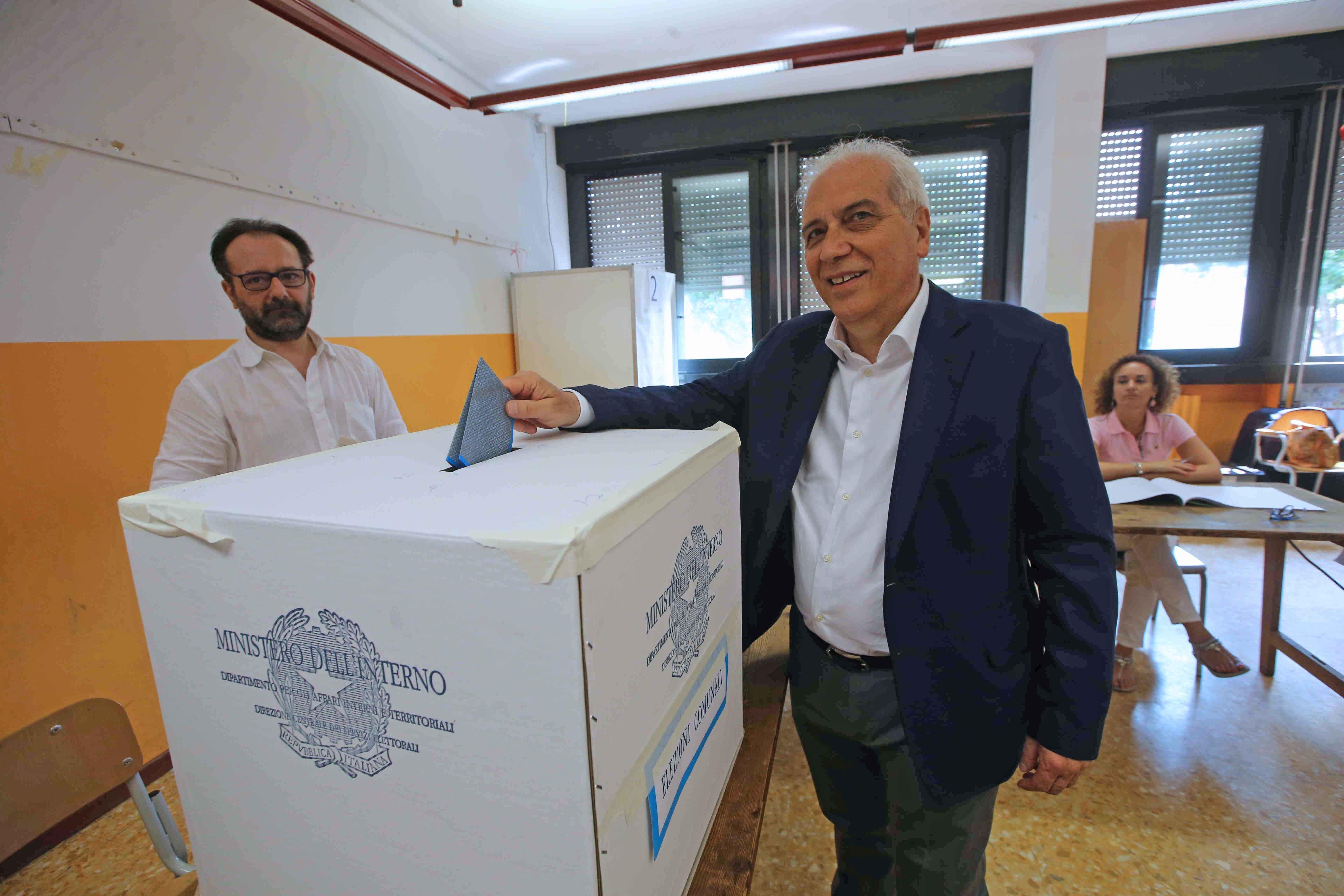 ballottaggio monza scanagatti