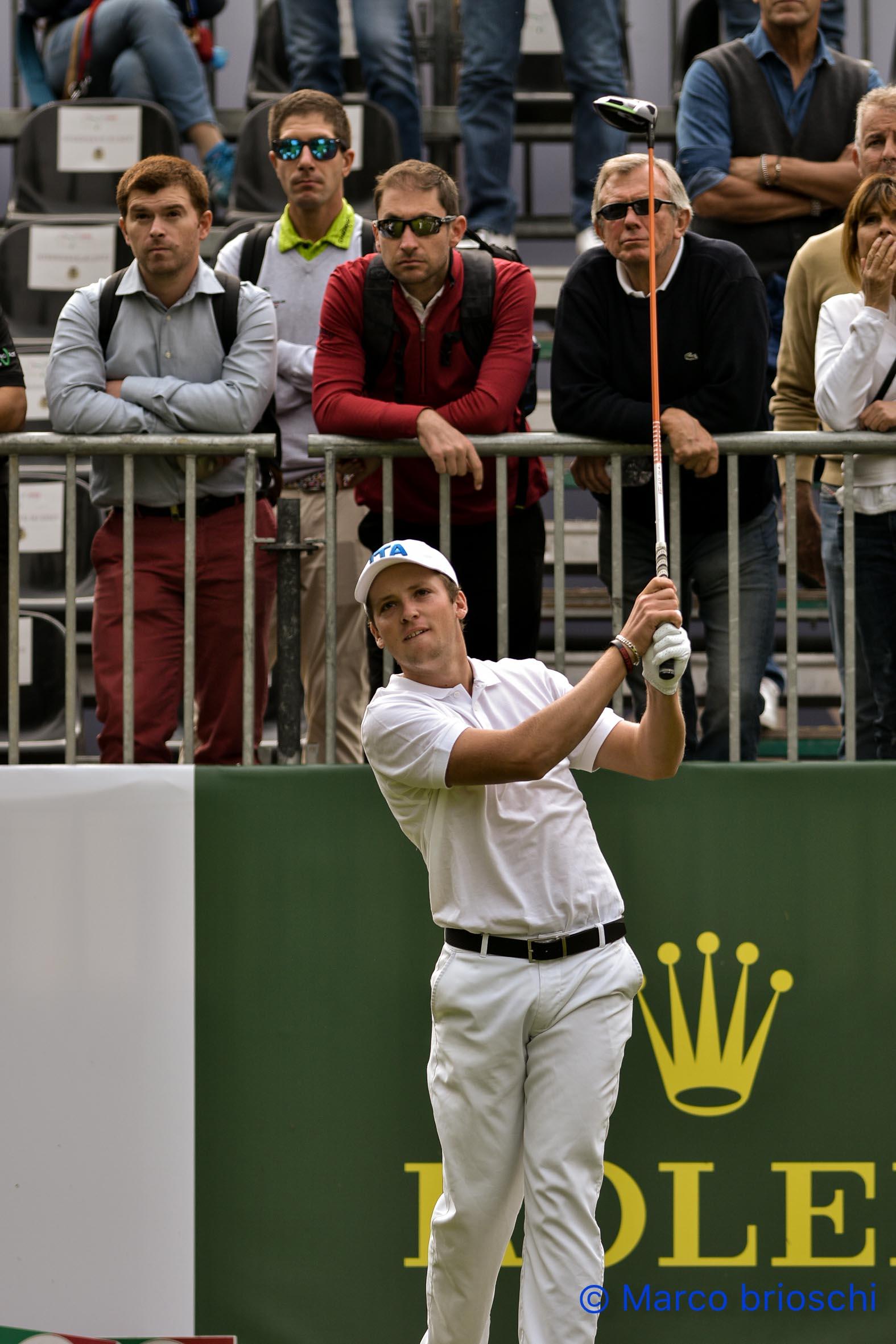 open golf monza garcia