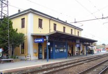 carnate incidente in stazione