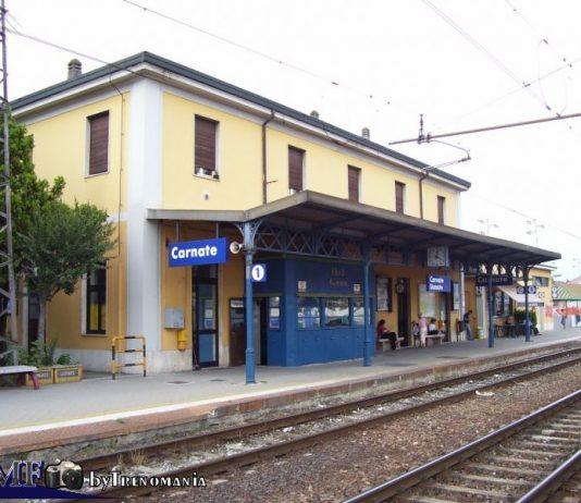 carnate incidente in stazione