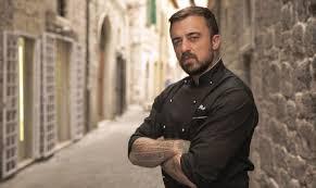 monza olivetti chef rubio