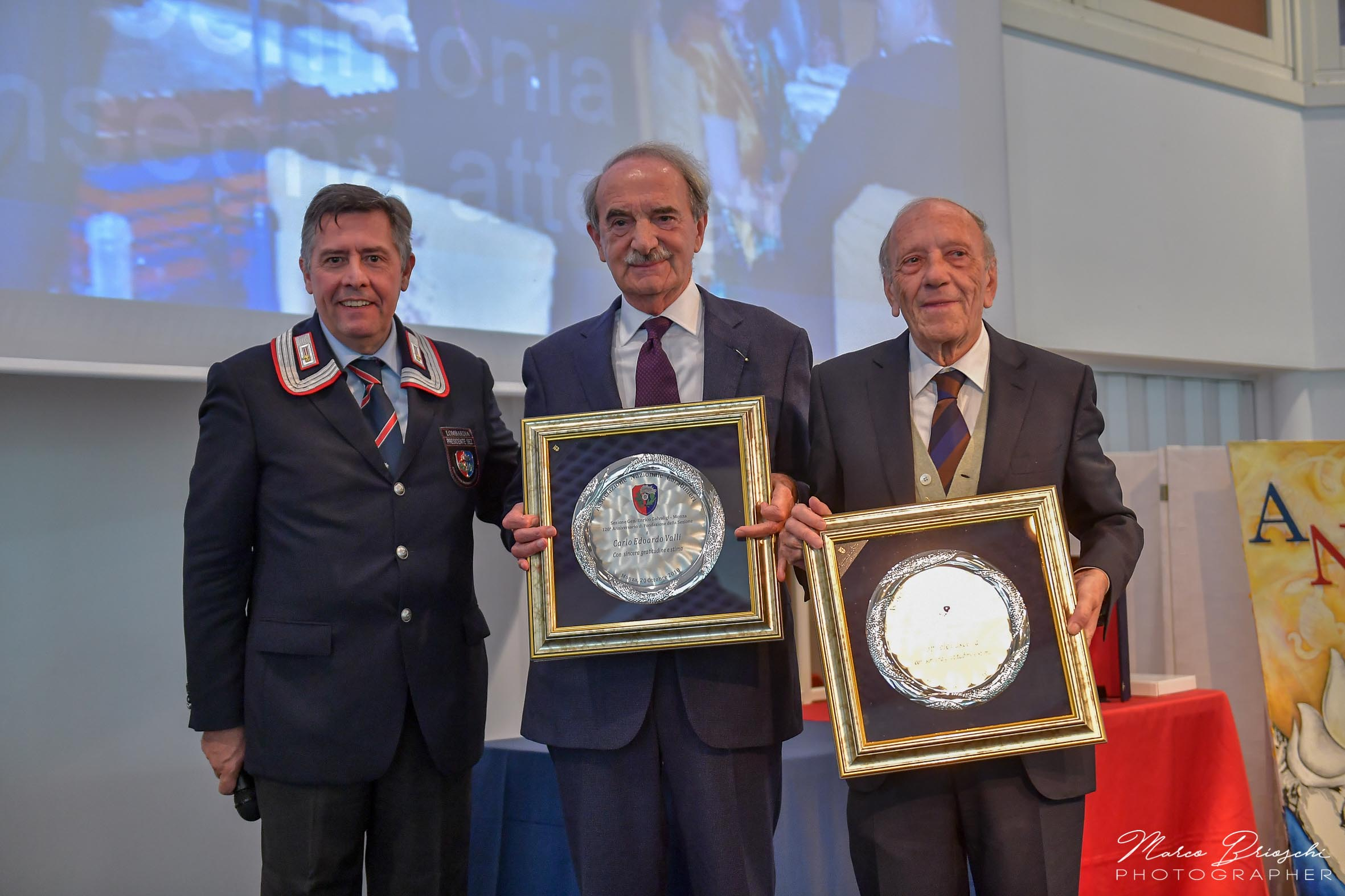 monza associazione carabinieri valli